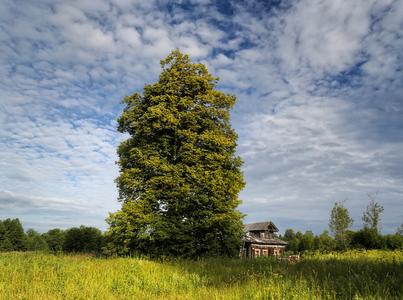 Домик в деревне Марково