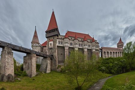Замок Корвина